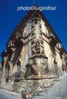 prospetto di palazzo beneventano - patrimonio dell'umanita' UNESCO SCICLI Luigi Nifosì
