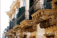 balconi di palazzo Nicolaci Villadorata  - Noto (3616 clic)