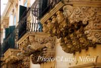 balconi di palazzo Nicolaci Villadorata  - Noto (5817 clic)