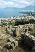 resti delle abitazioni della città di solunto  - Solunto (5430 clic)