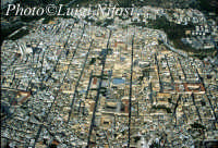 veduta aerea del centro storico  - Noto (7599 clic)