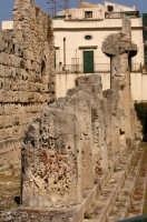 il tempio di apollo ad ortigia  - Siracusa (2536 clic)