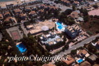 veduta aerea dell'hotel terraqua  - Marina di ragusa (4901 clic)
