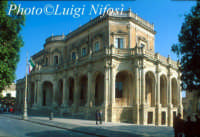 il palazzo municipale  - Noto (4050 clic)