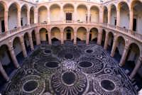 cortile dell'università  - Catania (2134 clic)