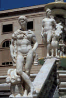 fontana di piazza pretoria PALERMO Luigi Nifosì