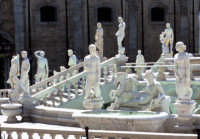 fontana di piazza pretoria  - Palermo (3929 clic)