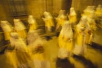la processione del venerdì santo ENNA Luigi Nifosì