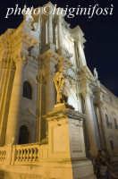 notturno del duomo  - Siracusa (1271 clic)