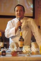 lo chef del ristorante al duomo di Ragusa Ibla, Ciccio Sultano   - Ragusa (6411 clic)