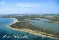 veduta aerea della riserva naturale  - Vendicari (7790 clic)