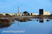 la tonnara e la torre all'interno della riserva naturale  - Vendicari (5441 clic)