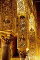 mosaici della cappella palatina PALERMO Luigi Nifosì