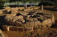altare presso la valle dei templi  - Agrigento (2139 clic)