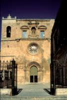 ch. del carmine - prospetto  - Modica (1947 clic)