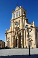 la chiesa di san sebastiano  - Ferla (1918 clic)