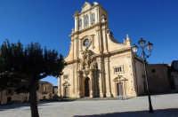 la chiesa di san sebastiano  - Ferla (1570 clic)