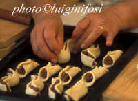 mucatoli, tradizionale dolce ibleo  - Ragusa (6803 clic)