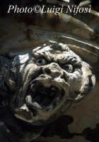 mensola tigroide di Palazzo Beneventano  SCICLI Luigi Nifosì