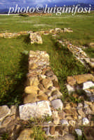 strutture murarie dell'abitato  - Hymera (4211 clic)