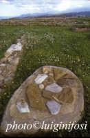 strutture murarie dell'abitato  - Hymera (4032 clic)