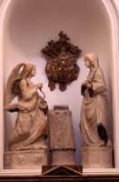 ch. del carmine - gruppo scultoreo gaginiano  - Modica (1880 clic)