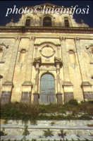 la chiesa di san sebastiano  - Buscemi (1881 clic)