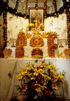 la festa di san giuseppe o del pane  - Salemi (3934 clic)