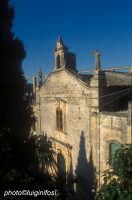 il prospetto della chiesa dei cappuccini  - Modica (3102 clic)