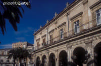 palazzi del centro storico  - Modica (1887 clic)