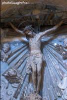 crocifisso presso la chiesa di sant'anna MODICA Luigi Nifosì