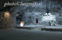la chiesa scavata nel sale all'interno della cava Italkali  - Realmonte (10488 clic)