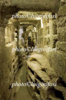 le catacombe di santa lucia   - Siracusa (5656 clic)