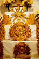 festa di san giuseppe o del pane  - Salemi (8600 clic)
