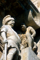 ferla particolare della Chiesa di san sebastiano a ferla  - Sortino (4918 clic)