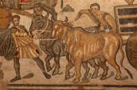 mosaici dalla grande caccia, villa romana del casale  - Piazza armerina (7590 clic)