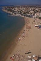 vista aerea della spiaggia di marina di modica   - Marina di modica (7098 clic)