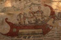 mosaici dalla grande caccia, villa romana del casale  - Piazza armerina (4344 clic)