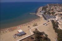 vista aerea della spiaggia di marina di modica   - Marina di modica (7241 clic)