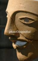 maschera teatrale da megara hyblea  - Siracusa (6174 clic)