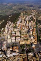 veduta aerea del centro della città  - Agrigento (4560 clic)