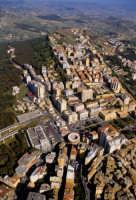 veduta aerea del centro della citta'  - Agrigento (5662 clic)