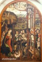 pala rinascimentale di anonimo presso san giorgio MODICA Luigi Nifosì