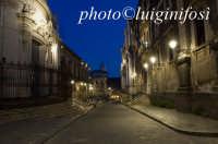 via crociferi di notte  - Catania (2408 clic)