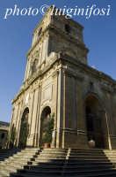 la cattedrale  - Enna (1850 clic)