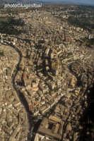 veduta aerea del centro storico  - Modica (2527 clic)