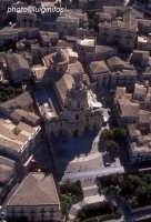 veduta aerea del duomo di san giorgio  - Modica (2366 clic)