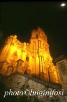 notturno del duomo di San Giorgio  - Modica (4140 clic)