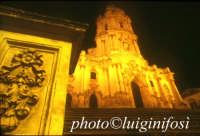 notturno del duomo di San Giorgio  - Modica (4432 clic)