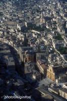 veduta aerea del centro storico  - Modica (2487 clic)